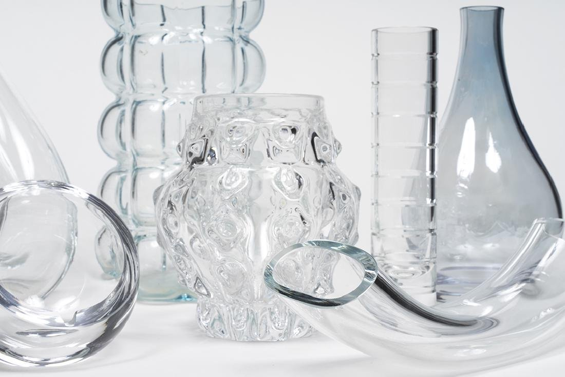 Modernist Clear Glass (8) - 4