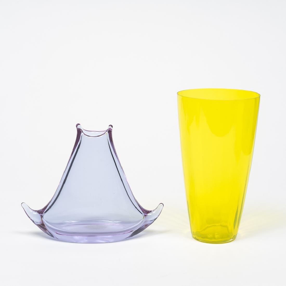 Murano Glass Objects (8) - 2