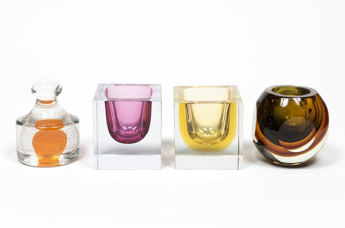 Murano Glass Objects (8) - 3