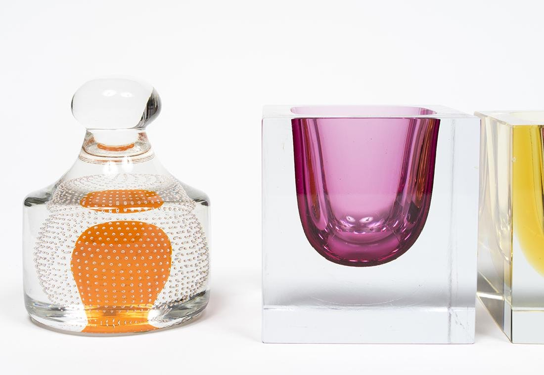 Murano Glass Objects (8) - 5