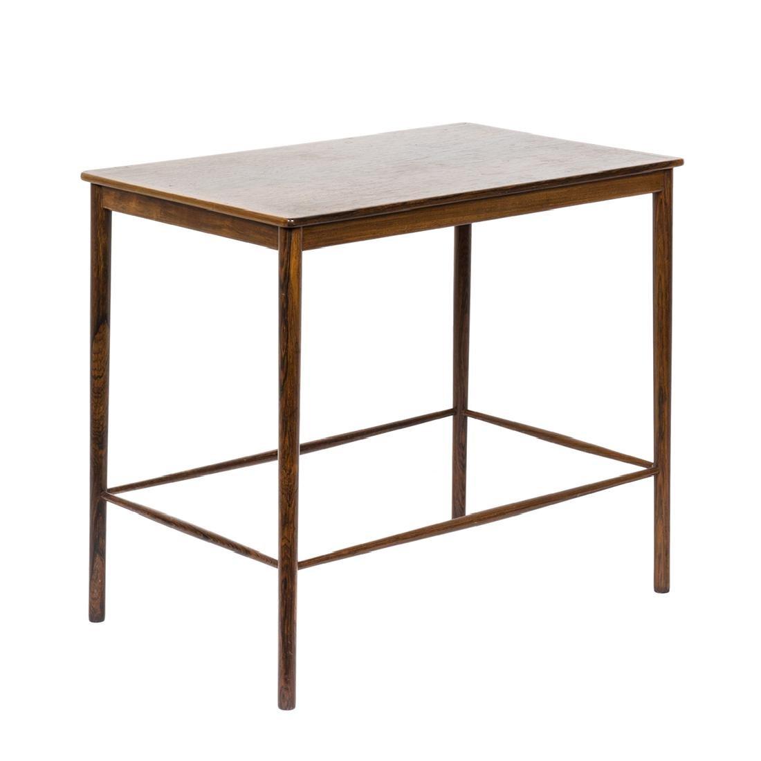 Grete Jalk Rosewood Side Table - 2