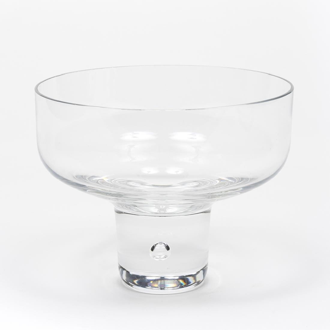 Vicke Lindstrand Glass Bowl