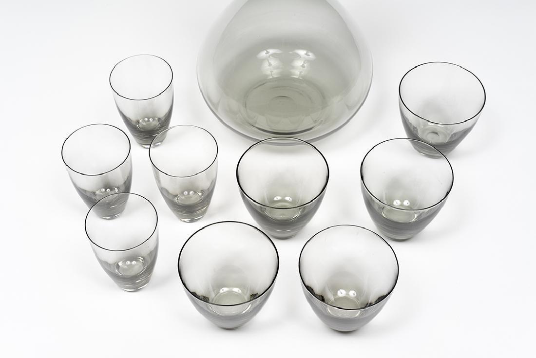 Per Lutken Bottle and Glasses (12) - 4
