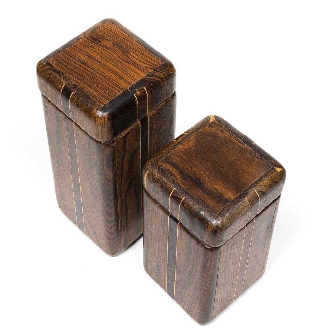Don Shoemaker Lidded Boxes (2) - 3