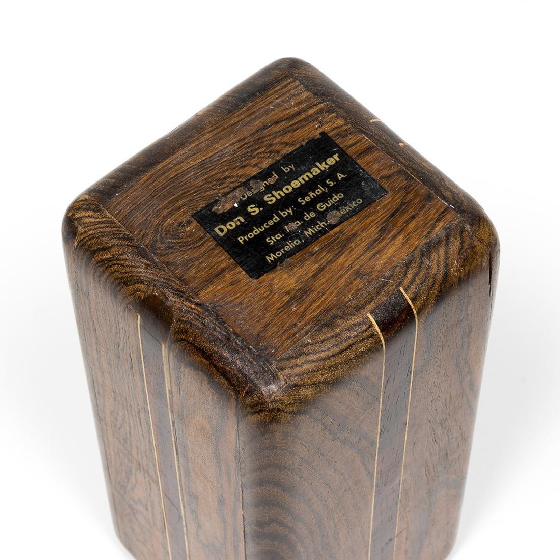 Don Shoemaker Lidded Boxes (2) - 5