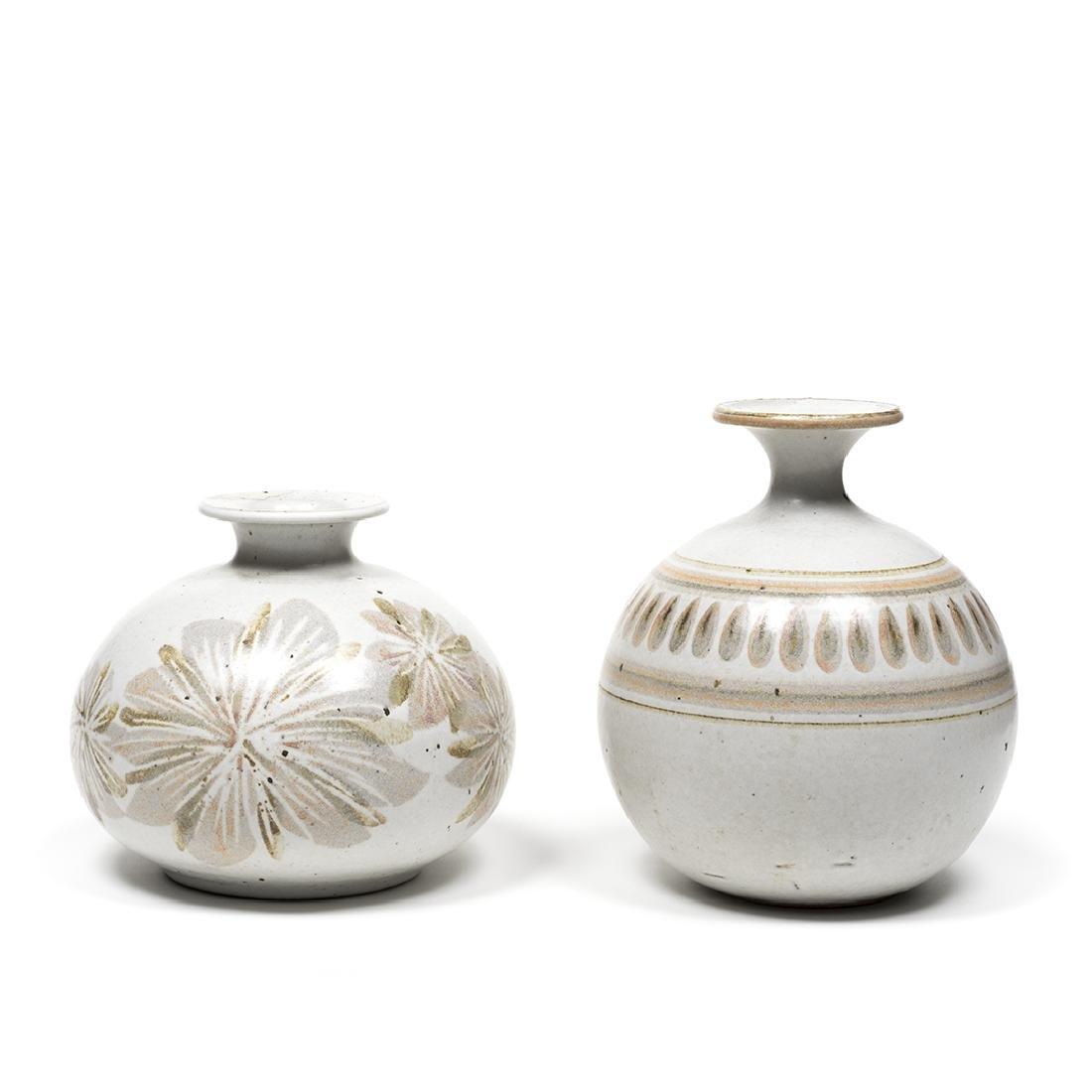 Robert Maxwell Vases (2)