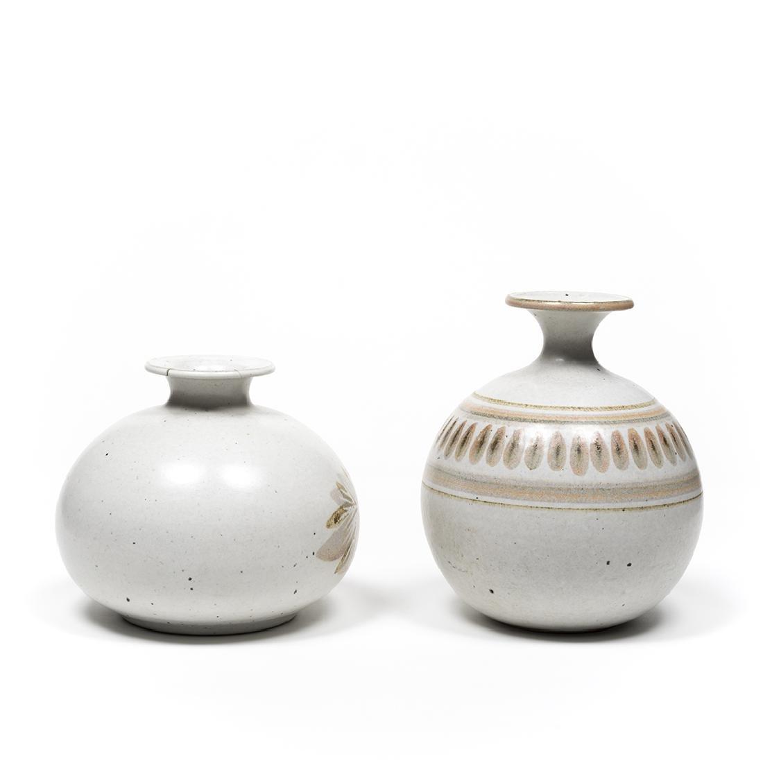 Robert Maxwell Vases (2) - 2