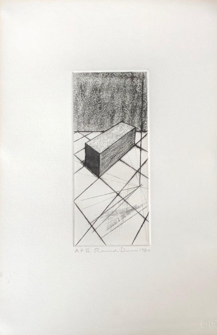 Ron Davis Gemini Gel Print