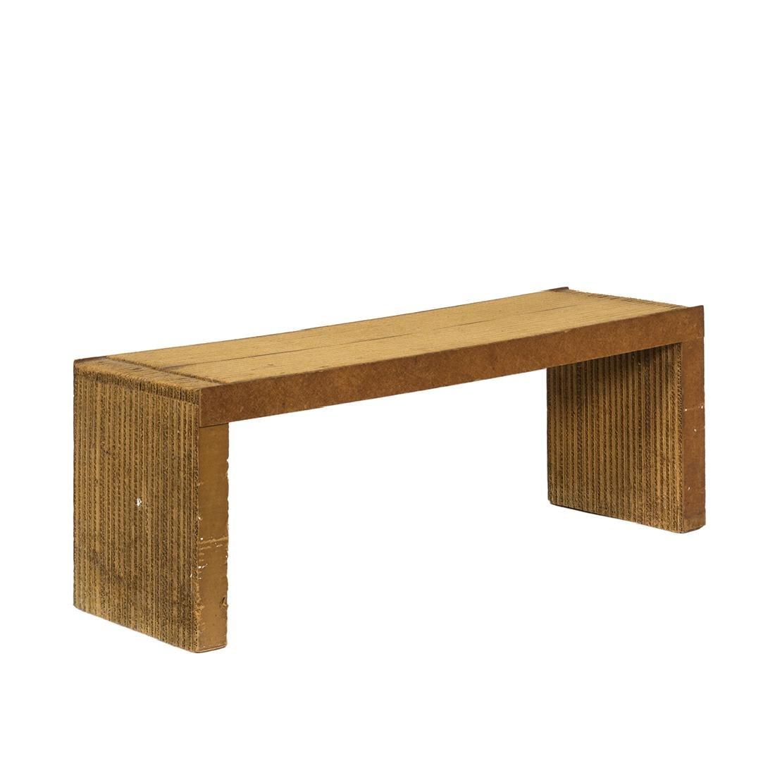 Frank Gehry Easy Edges Shelf or Table - 2