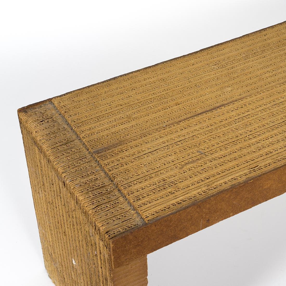 Frank Gehry Easy Edges Shelf or Table - 4