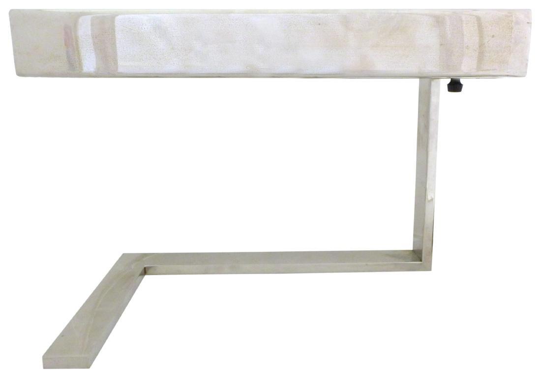 Stainless Steel Desk Lamp