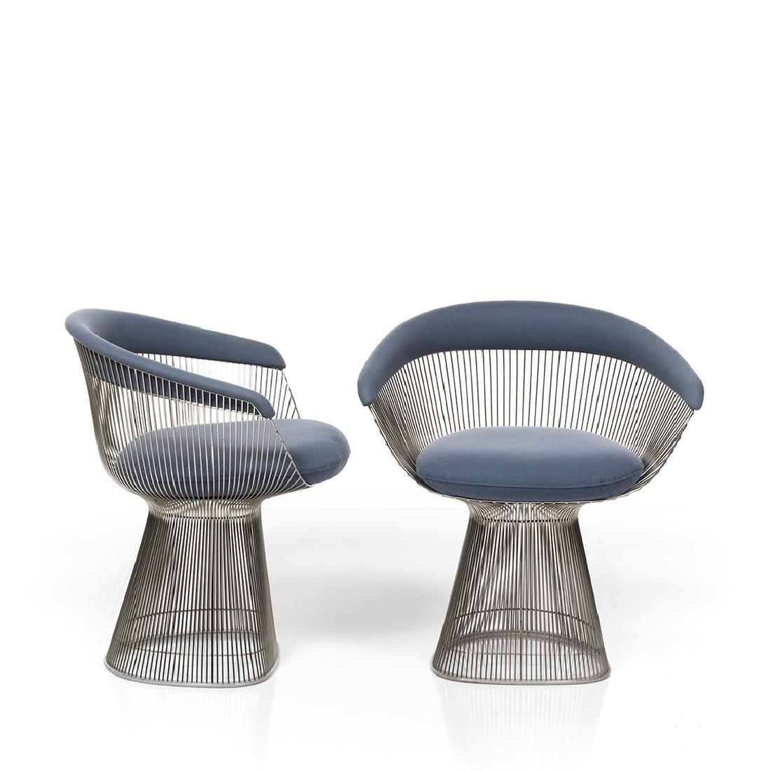 Warren Platner Chairs (2) - 3