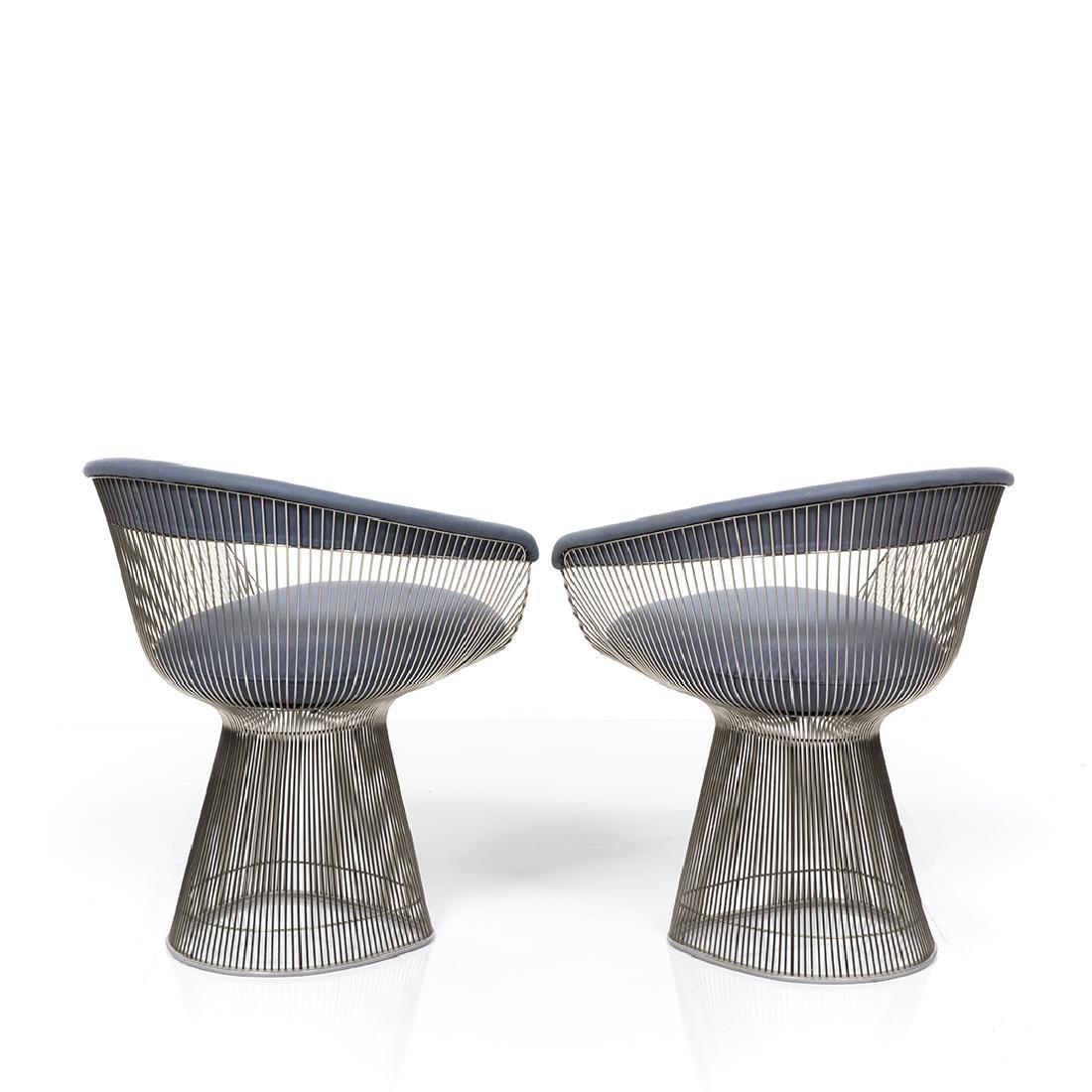 Warren Platner Chairs (2) - 4
