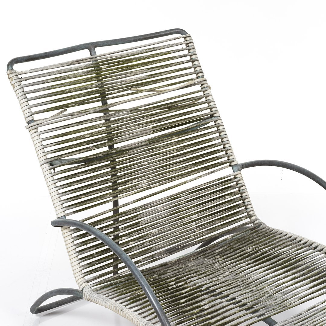Walter Lamb Chaise Lounge - 2