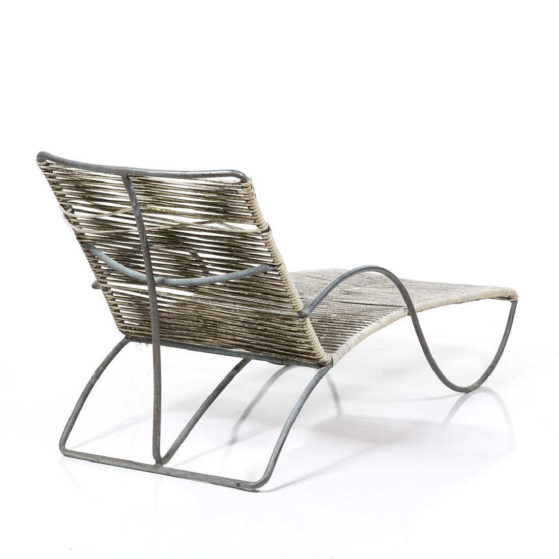Walter Lamb Chaise Lounge - 4