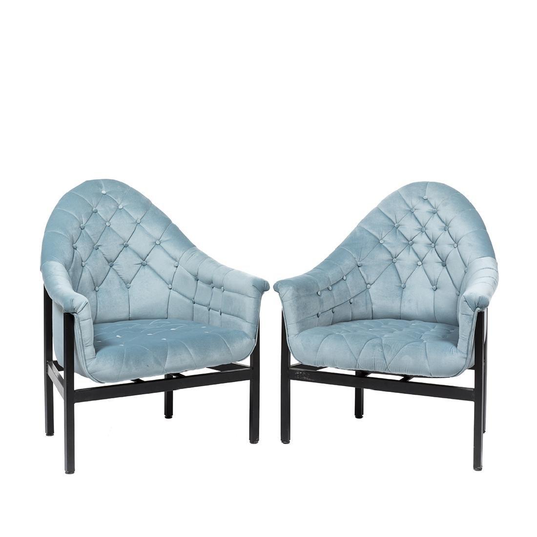 Modernist Club Chairs (2)