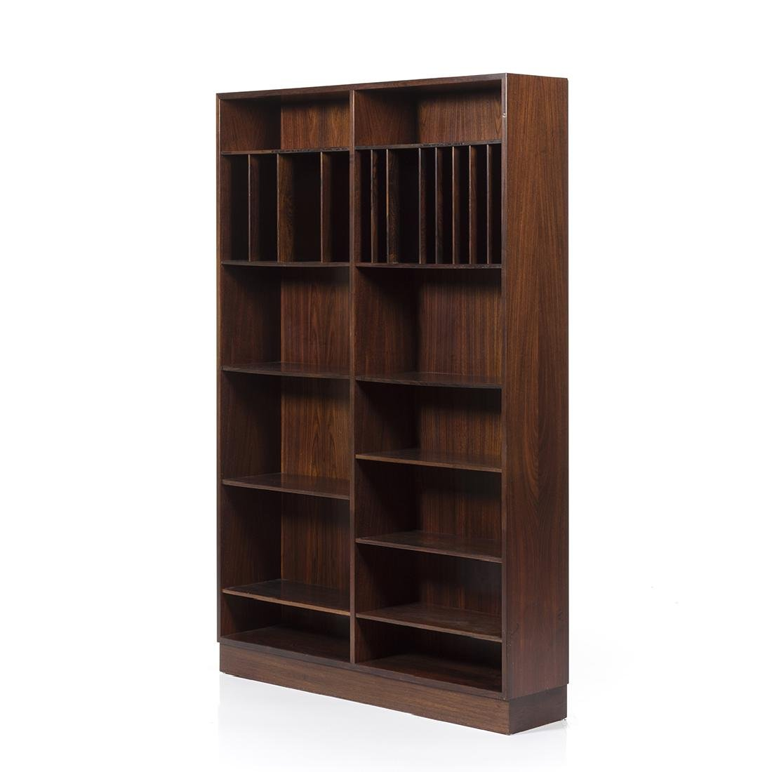 Danish Rosewood Bookcase - 2
