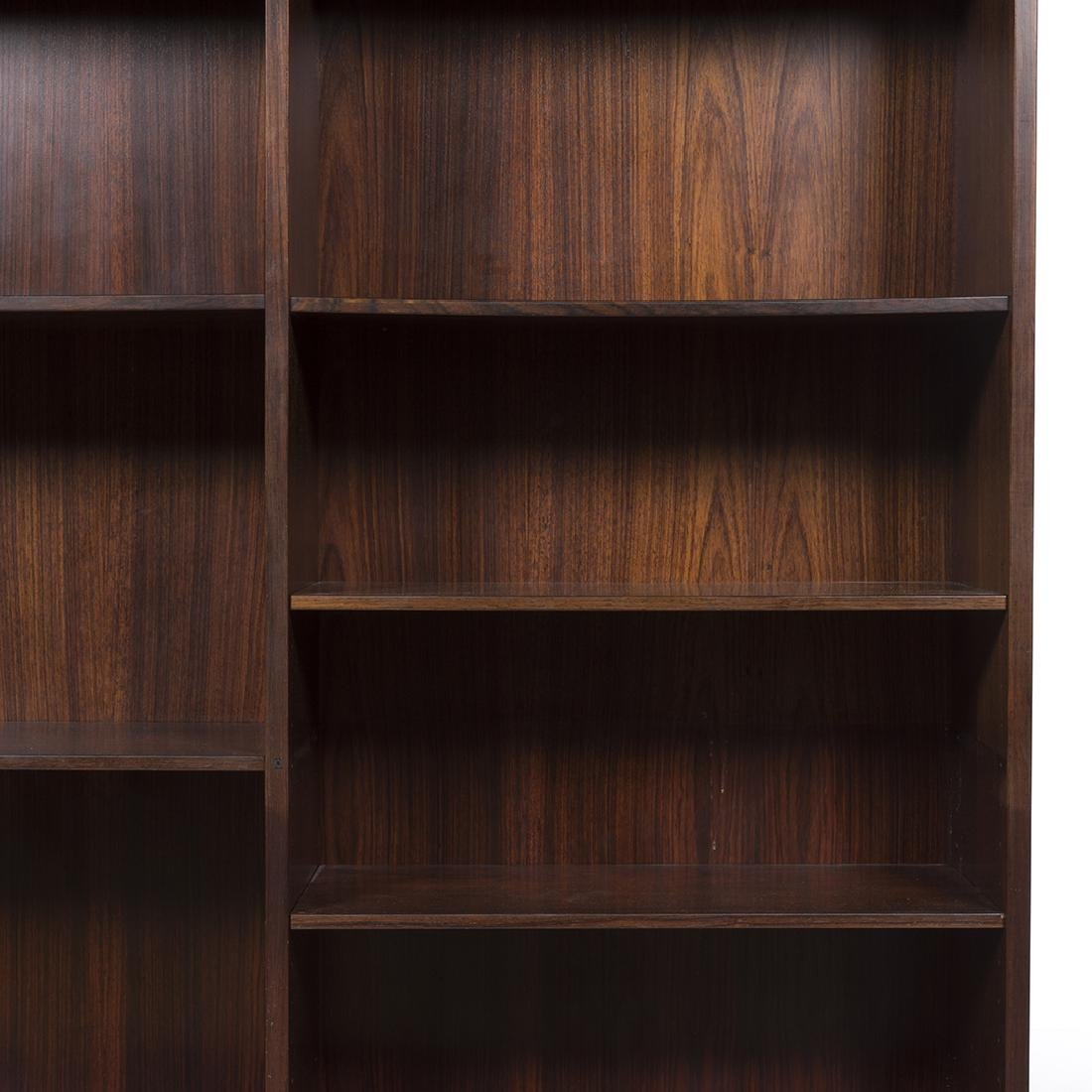 Danish Rosewood Bookcase - 4