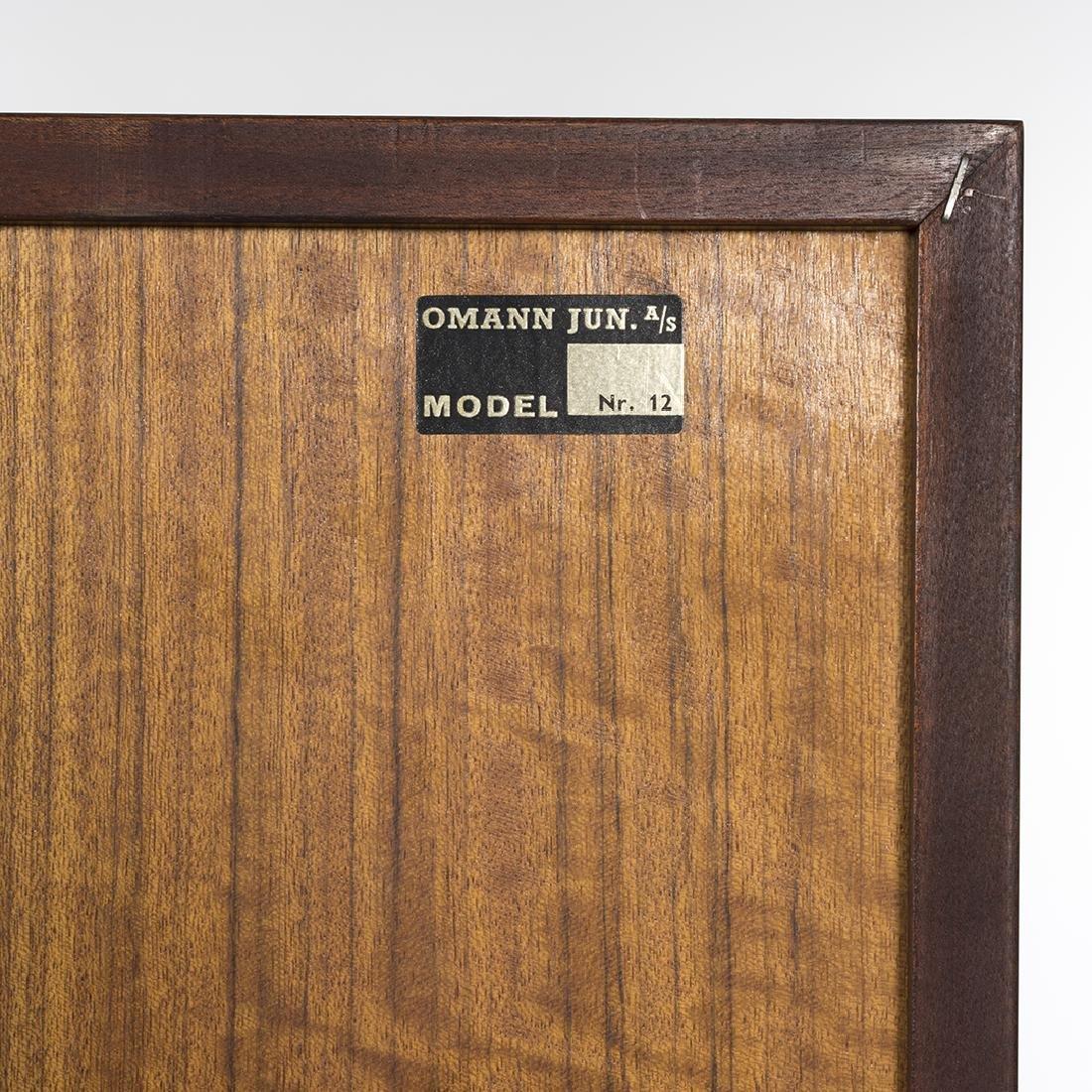 Danish Rosewood Bookcase - 5
