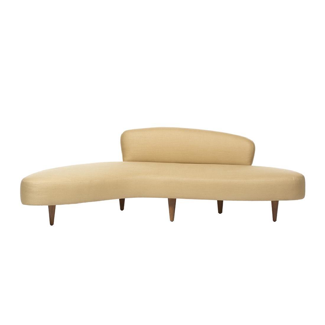Isamu Noguchi Style Sofa