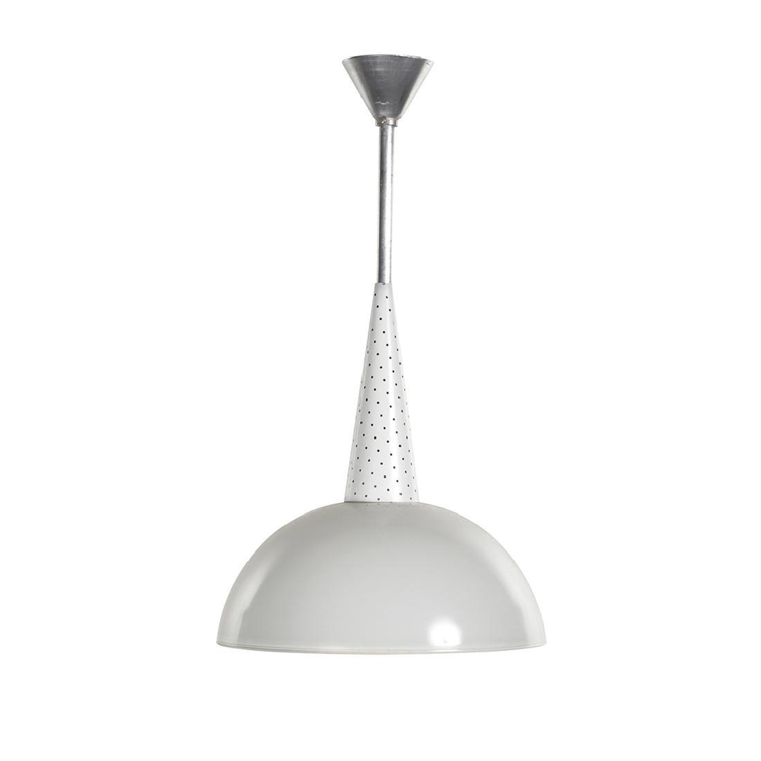 Mathieu Mategot Ceiling Lamp
