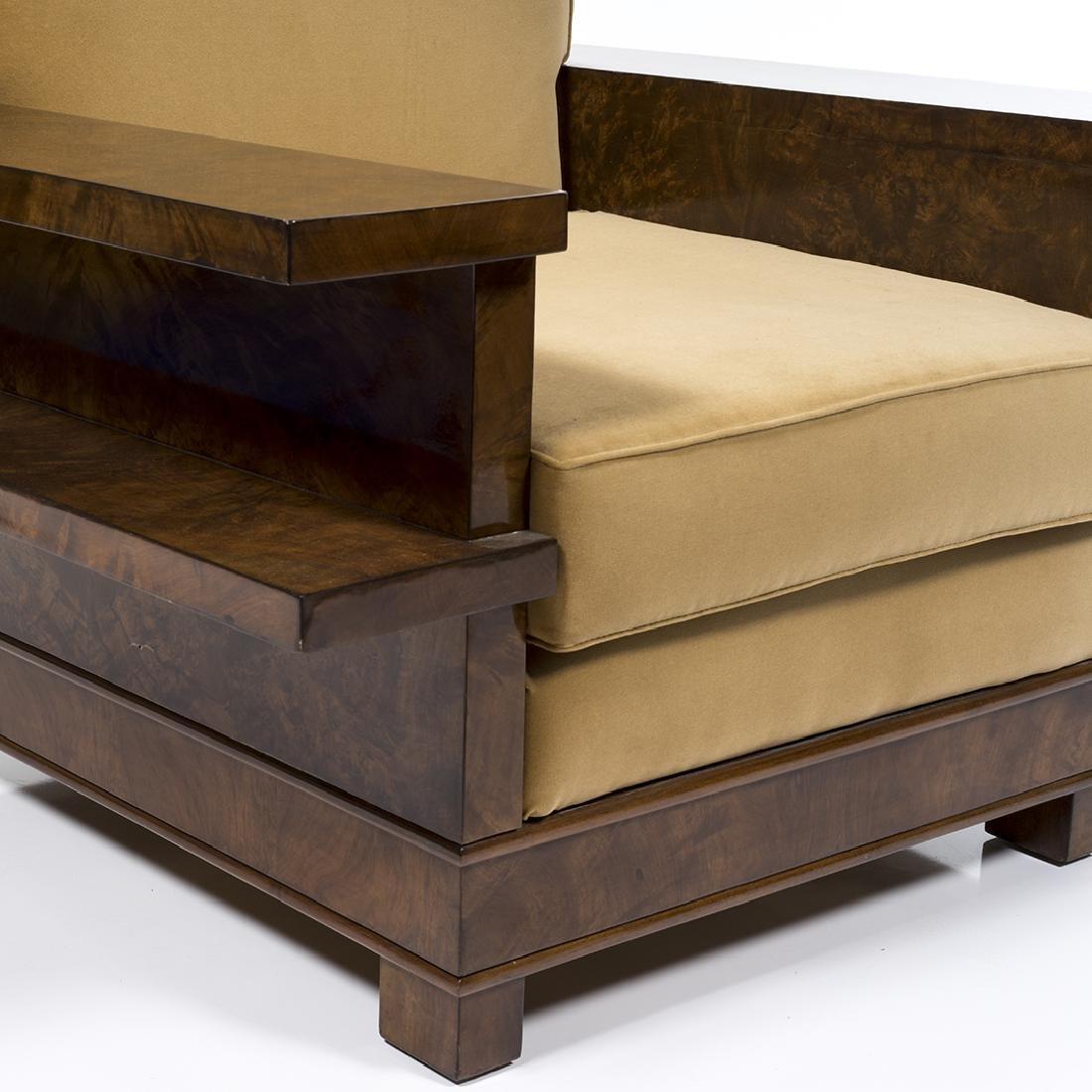 Italian Art Deco Club Chair - 6