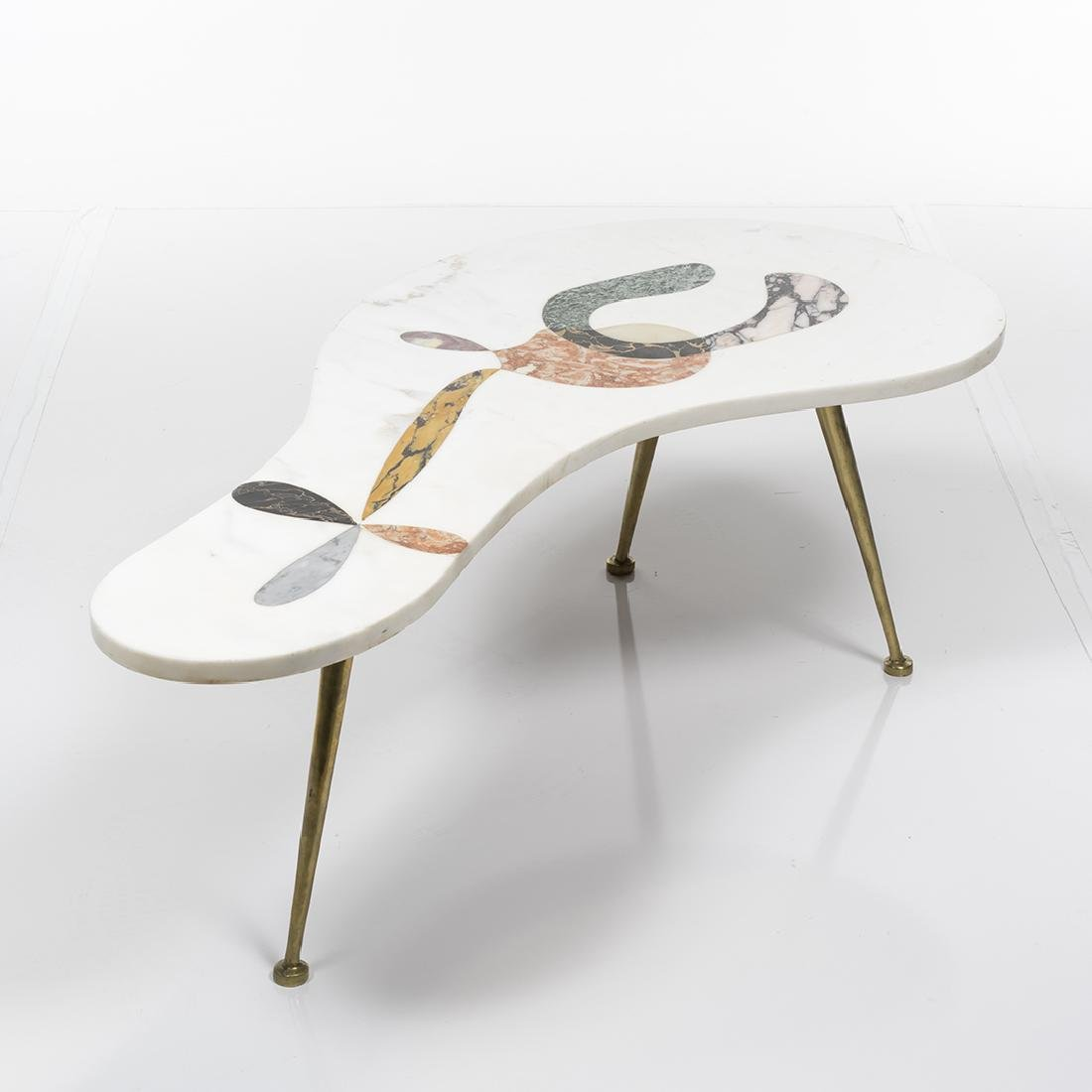 Pietra Dura Coffee Table - 2