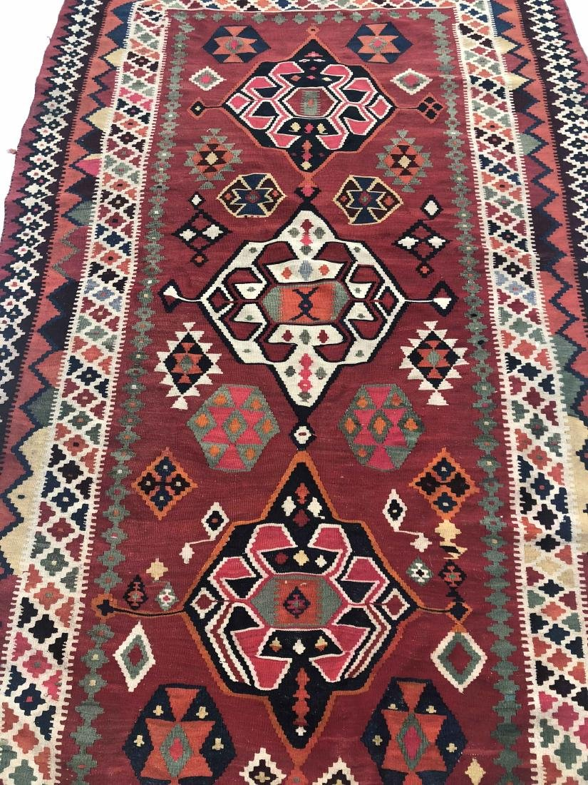 Turkish Kilim Rug - 2