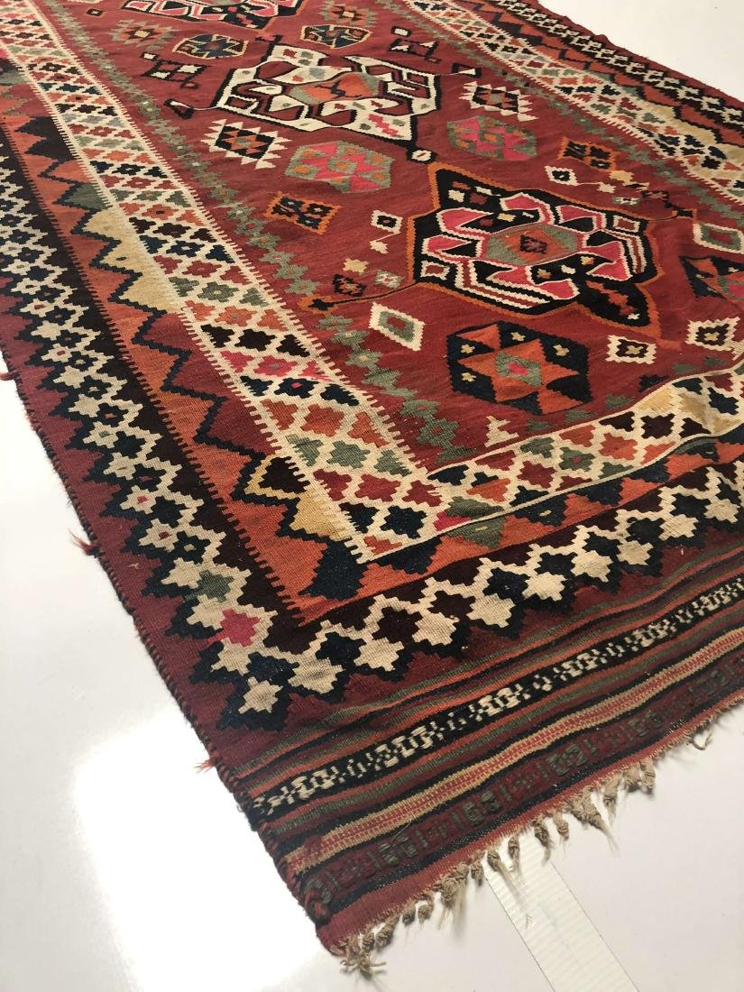 Turkish Kilim Rug - 4