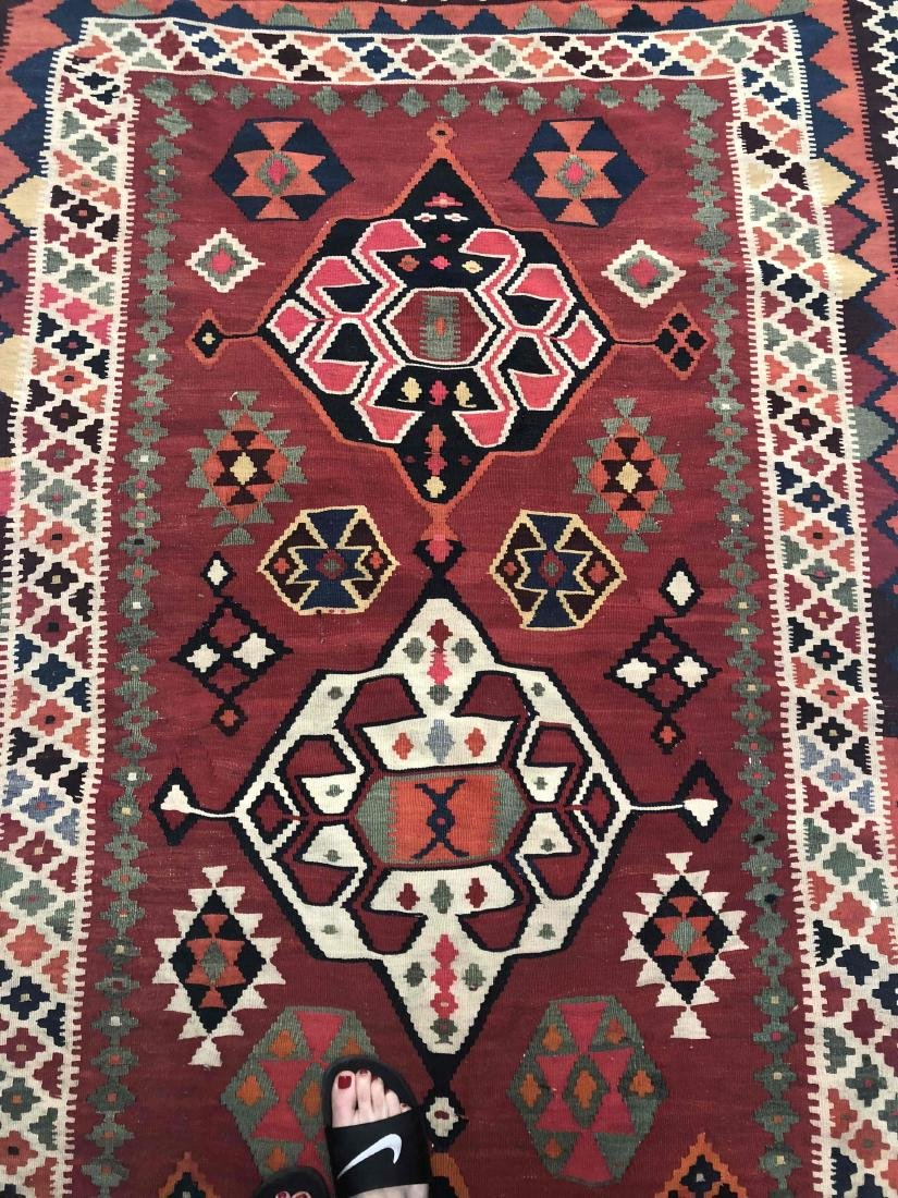 Turkish Kilim Rug - 5