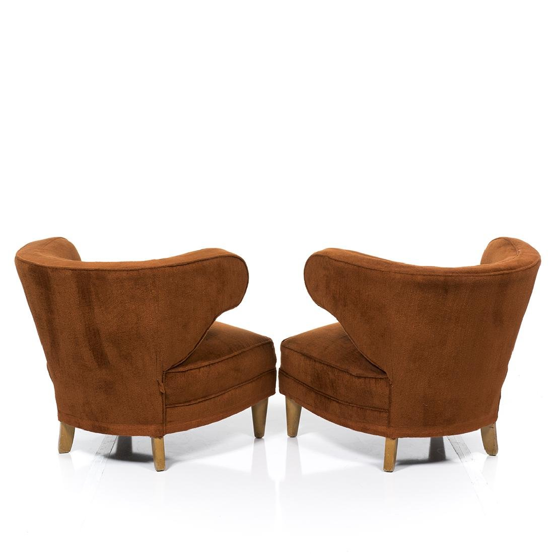 Paul Laszlo Lounge Chairs (2) - 3