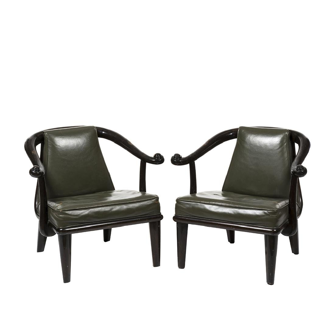 Monteverdi Young Lounge Chairs (2)