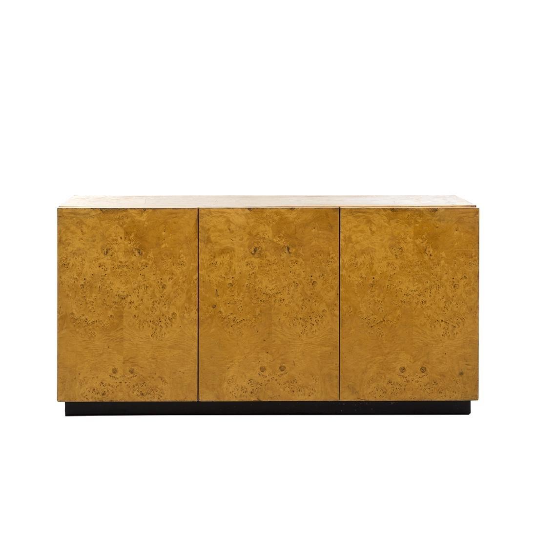 Milo Baughman Style Cabinet