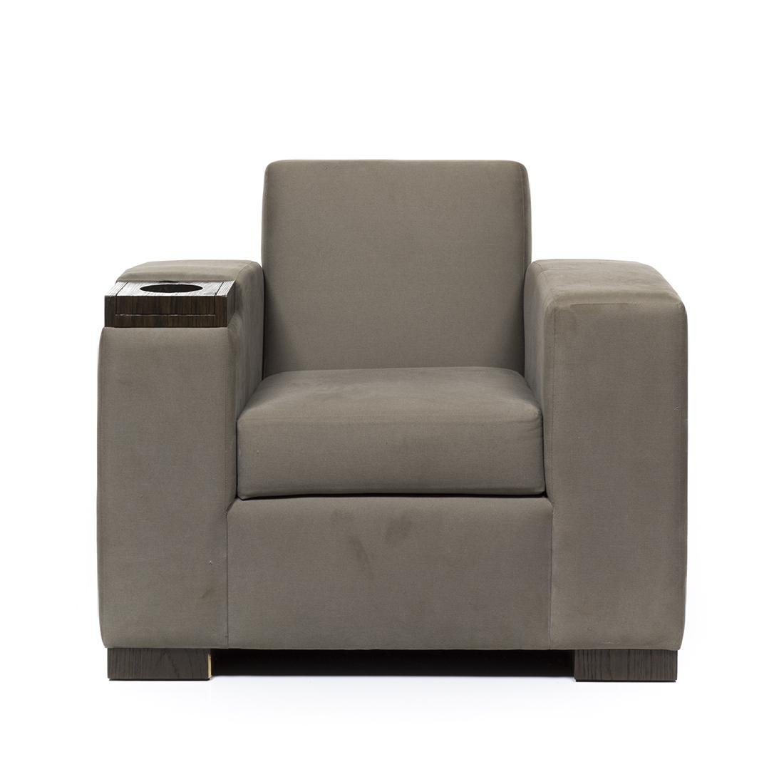 Blackman Cruz Screening Room Lounge Chair