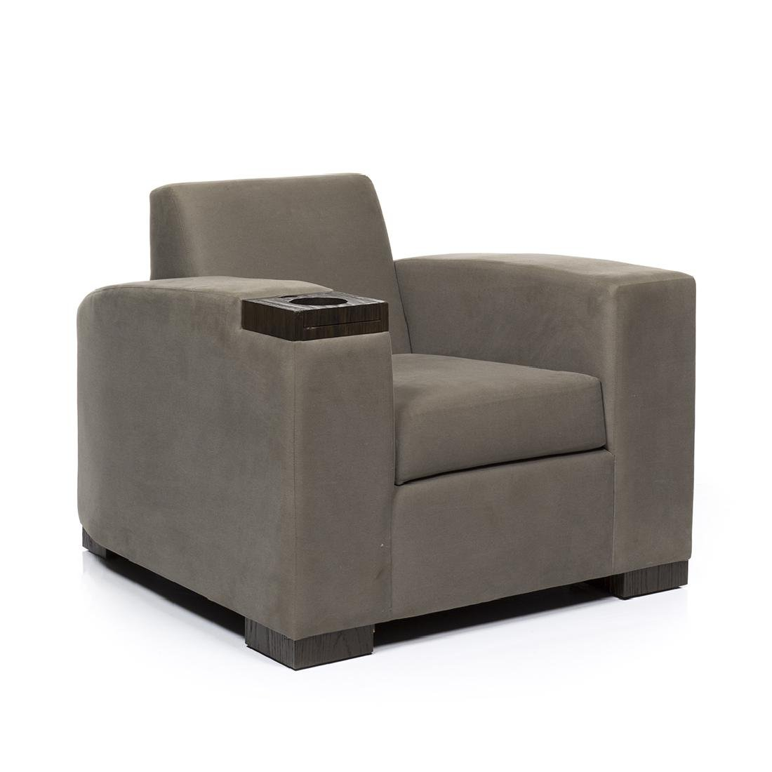 Blackman Cruz Screening Room Lounge Chair - 2