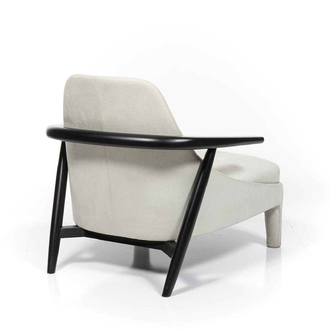 Contempo Brigitte Lounge Chair - 4