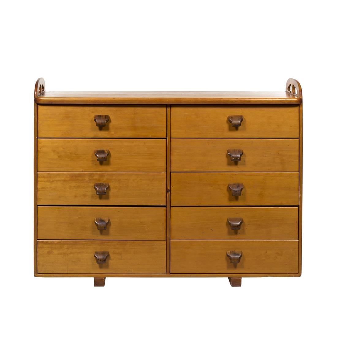 Craftsman Pine Dresser
