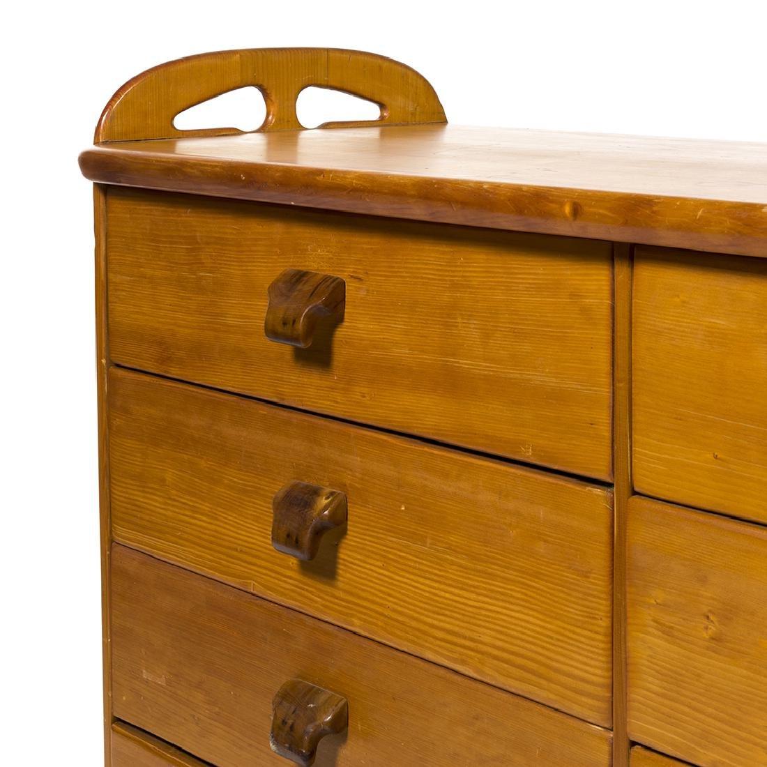 Craftsman Pine Dresser - 4