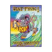 "Ed ""Big Daddy"" Roth Style Rat Fink"