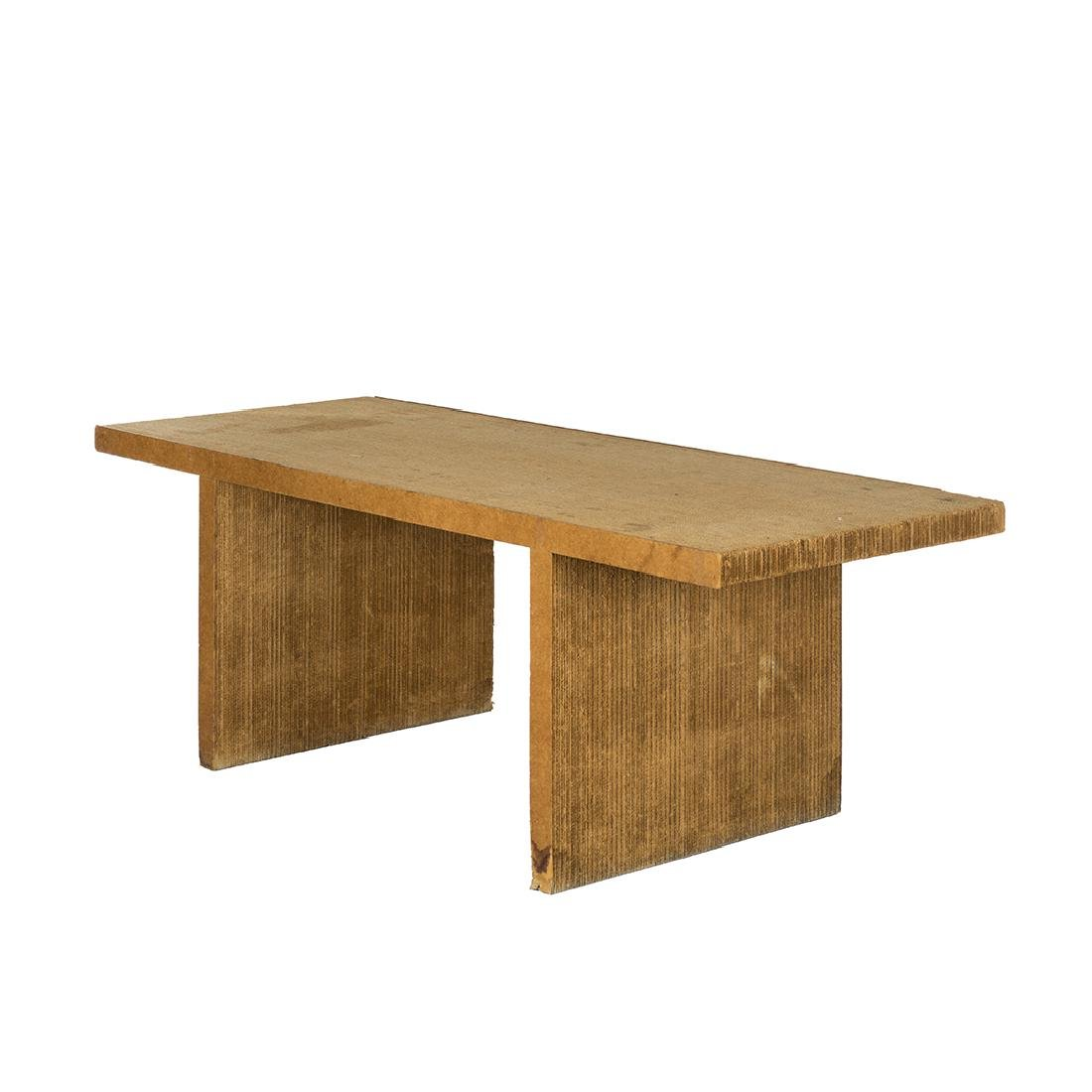Frank Gehry Easy Edges Dining Table