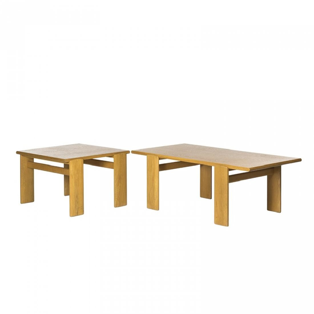 Norwegian Coffee Table and End Table