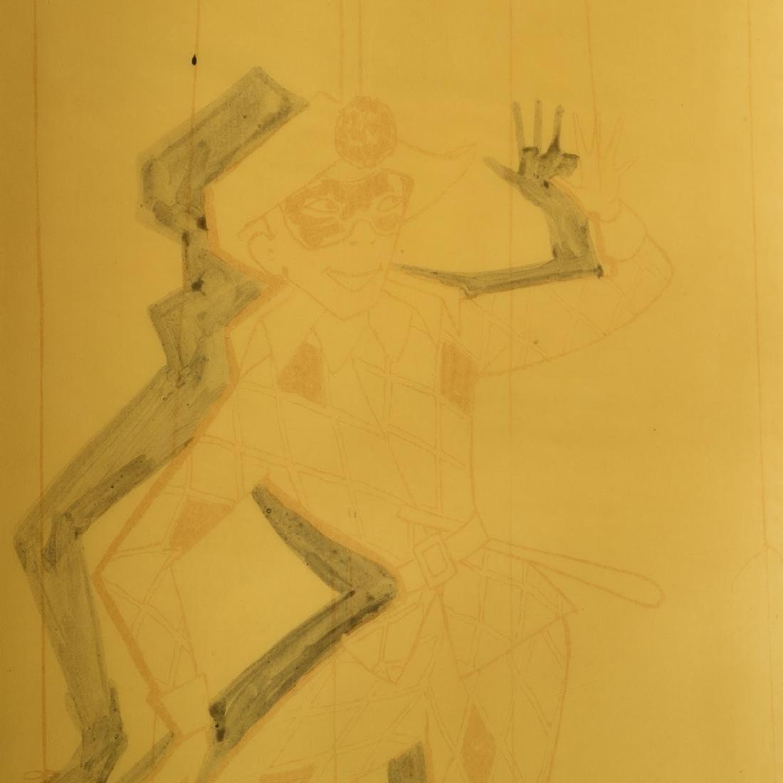Piero Fornasetti Folding Screen - 4
