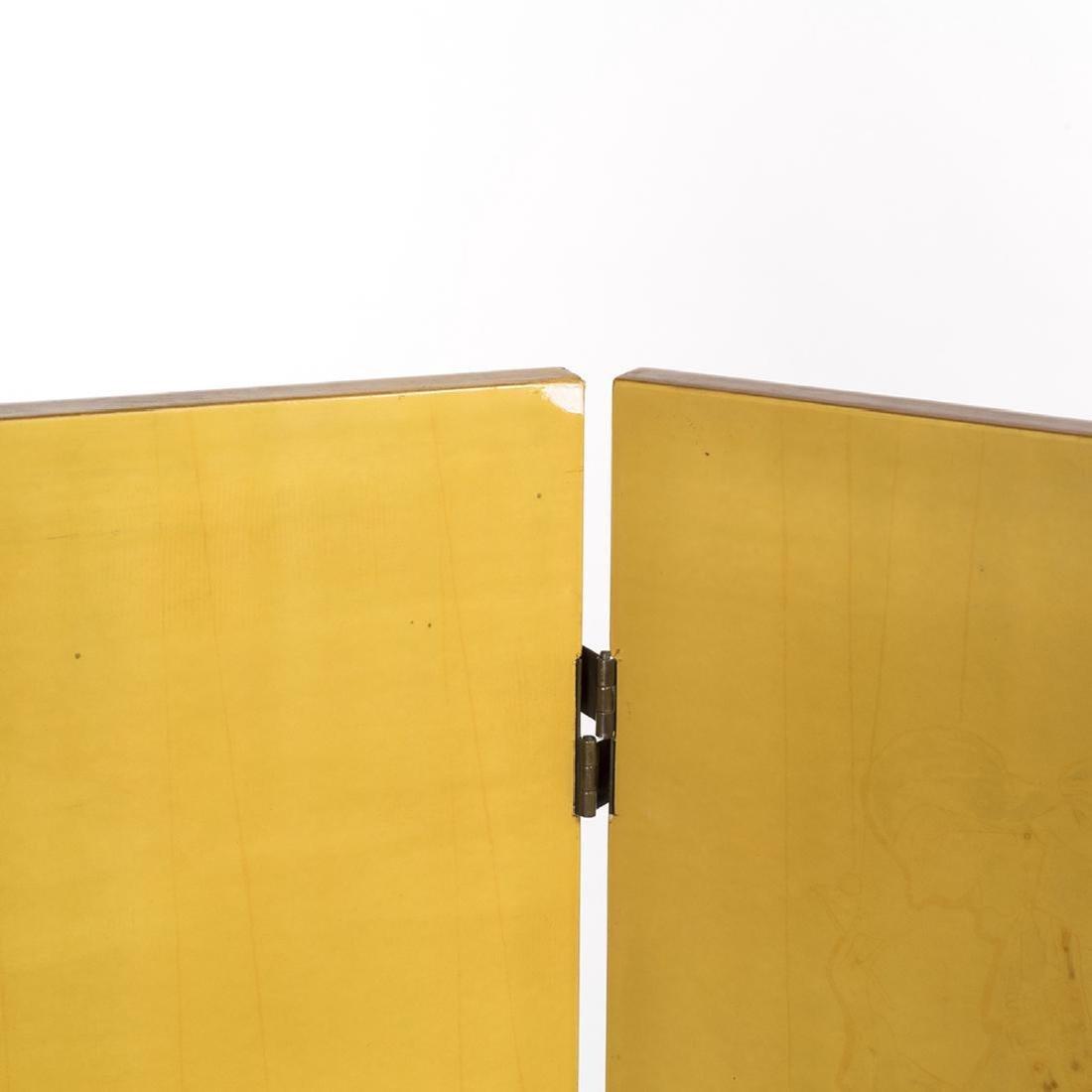 Piero Fornasetti Folding Screen - 8