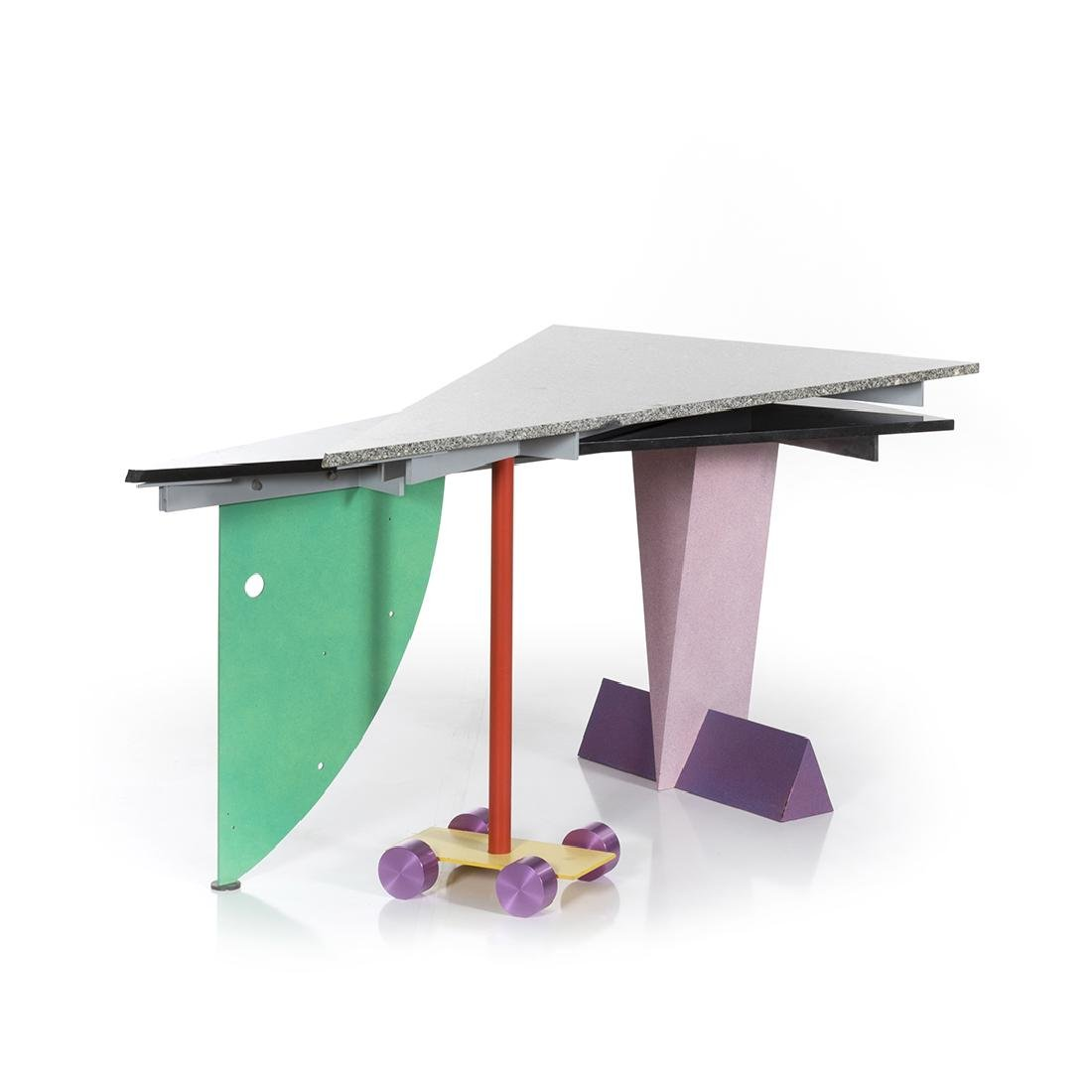 Peter Shire Desk - 2