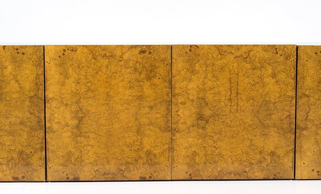 Milo Baughman Wall Mounted Credenza - 3