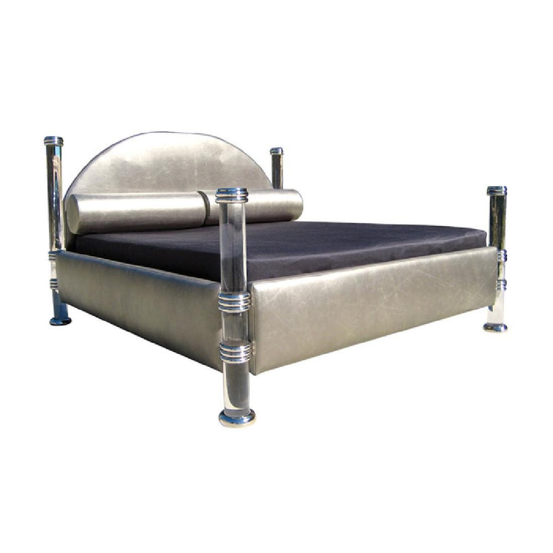 Marcello Mioni Acrylic Bed