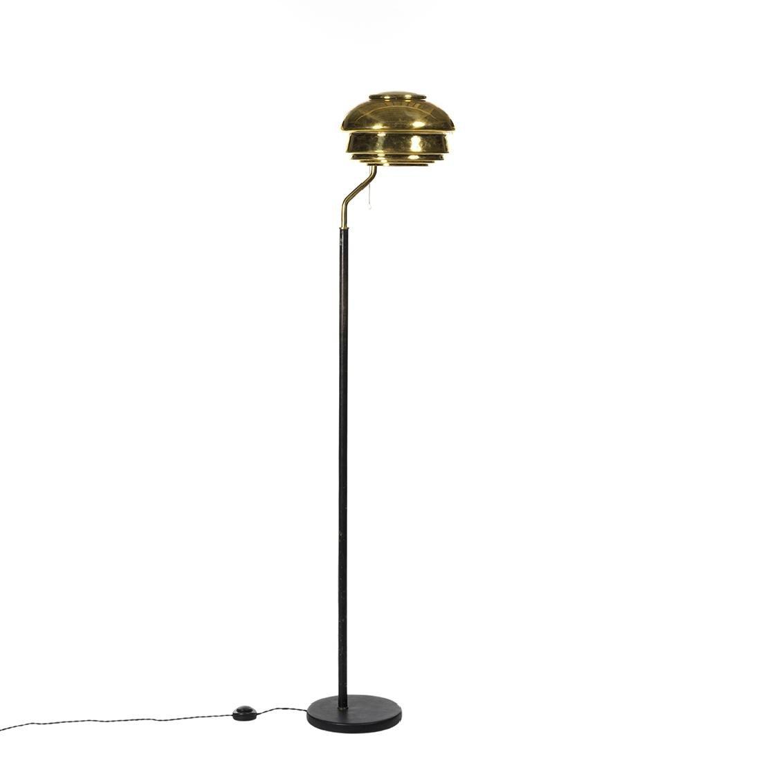 Alvar Aalto A808 Floor Lamp