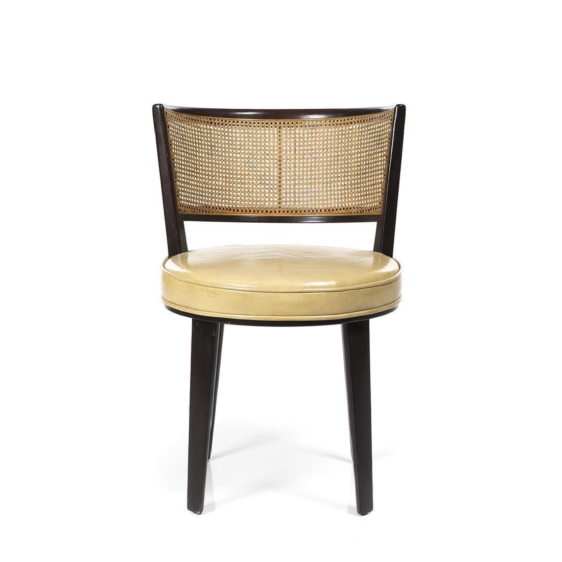 Dunbar Mahogany Chair - 2
