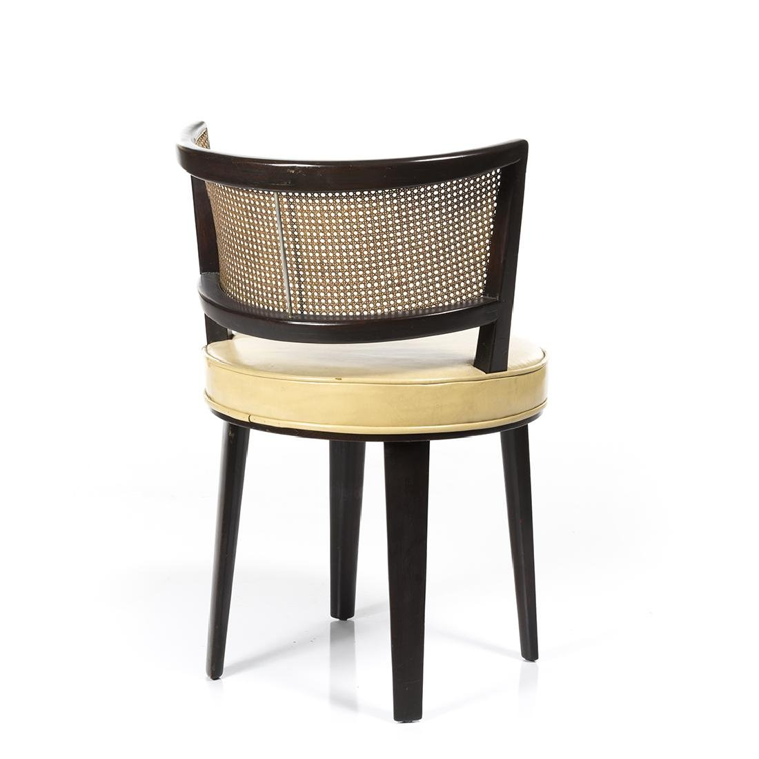 Dunbar Mahogany Chair - 3