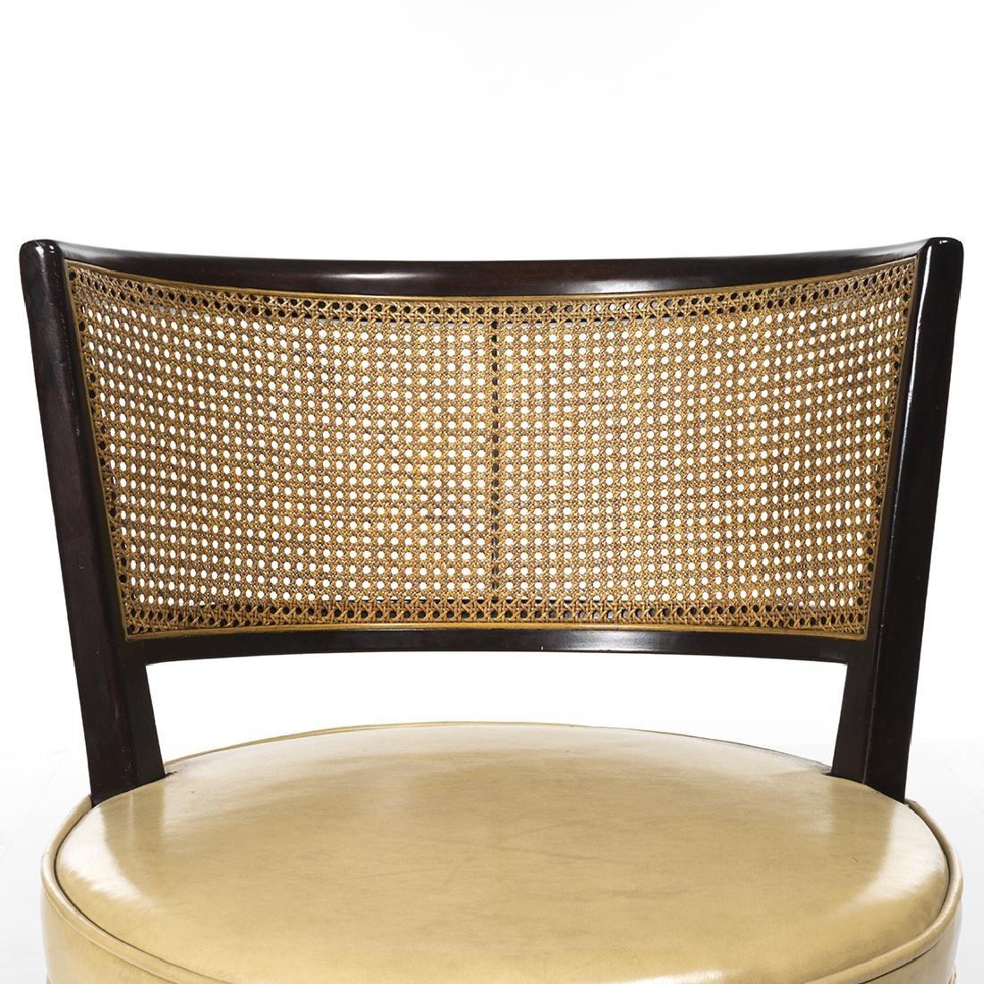 Dunbar Mahogany Chair - 4